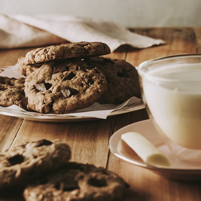 Cookies con Chunks de Chocolate